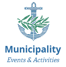 Logo of municipality of Glyfada